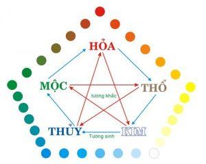 NGŨ HÀNH: KIM, MỘC, THỦY, HỎA, THỔ LÀ GÌ ?